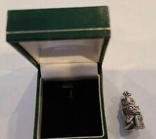 Harmony Kingdom 'Garden Prince' Sterling Silver Pendant