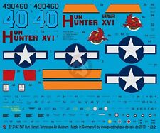 Peddinghaus 1/32 P-47D Thunderbolt Hun Hunter XVI Markings Tennessee Museum 2142