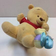 Disney Fisher Price Winnie The Pooh HTF Rocking Giggle Pal #B7868 Plush Baby Toy