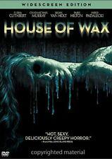 """House of Wax"" - Original RC-1 DVD !!! Neuwertig !!!"