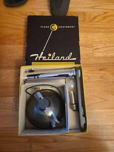 Vintage HR HEILAND Flash Equipment in Original Box SYNCHRO SPECIAL