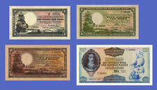 AFRICA SOUTH - Lots of 4 notes - 1-->100 Pounds - Reproductions