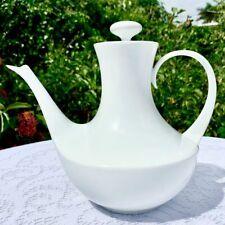 Block by Bedasoa Spain Contemporary White Teapot