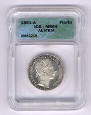 Silver ICG Austrian Coins