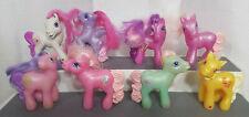 My Little Pony G3 McDonalds Lot Of 8 Pinkie Pie Twilight Minty Lot 2