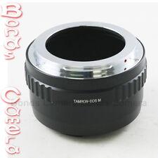 Tamron adaptall 2 AD2 lentille pour canon eos m ef-m mount adaptateur pour caméra mirrorless