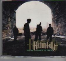 (DE827) Honky, Hip Hop Don't Ya Drop - 1996 DJ CD