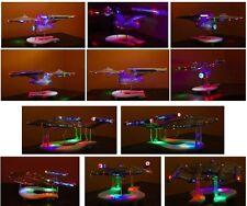 EFFECT LED LIGHTING KIT USS Enterprise 1701 C AMT ERTL 1:1400  AMT721 STAR TREK