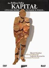 Kapital, czyli jak zrobic pieniadze w Polsce (DVD) 1989  POLSKI POLISH