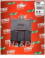 Yamaha YZF R1 1000  Thunderace LUCAS Bremsbeläge   MCB611CRQ   MCB 611 CRQ