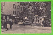 83 - TOULON - Place Amiral Sénès (Vendeur ambulant Miel Résineux Eucalypté)