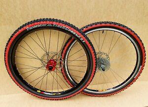 "HOPE PRO 2 EVO / Hoops Mavic 26"" Wheelset 20MM / QR - Jump Mountain Bike Wheels"
