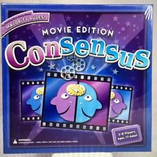 Consensus Board Game The exciting new game where majority rules Fun Sealed New