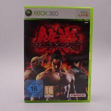 Tekken 6 Microsoft Xbox 360 PAL Spiel Game Der Kampf deines Lebens 40 Kämpfer