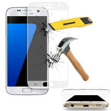 Film en VERRE Trempé Bord Incurvé Resistant Samsung Galaxy S7 G930F/ G930FD
