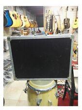 Flight case porta microfoni misure interne 59,5x44,5x8 usato