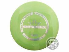 New Dynamic Discs BioFuzion Enforcer 174g Olive Holo Foil Driver Golf Disc