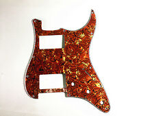 4 Ply Guitar Pickguard For Fender Stratocaster Strat HH Pickups –Golden Pearl
