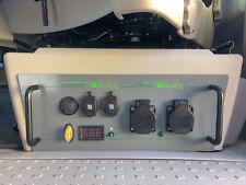 VW T5 / T6 PowerBOXX grau - Elektromodul 230-Volt für externe Stromversorgung