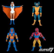 4er SET CLUB GRAYSKULL 2.0 WAVE 2 MOTU CLASSICS Masters of the Universe SUPER7