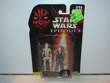 STAR WARS 1999 EPISODE I JAR JAR BINKS w/ BONUS BATTLE DROID MOSC HASBRO