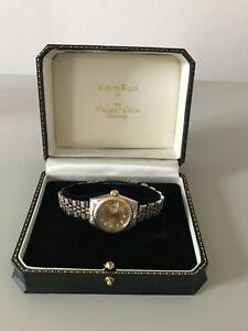 Ladies Rolex DateJust Diamond dial