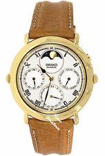 Orologio Donna Seiko 7F38 - 6140 Day Date Nuovo Vintage Nuovo Mai Indossato