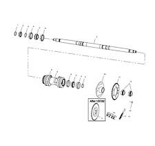 wheel bearings /& seals set 400L //500 1995-2002 Polaris Big Boss front cv axles