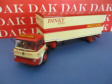 Die cast 1/43 Modellino Camion Truck Bedford TK Dinky Toys Meccano 1960