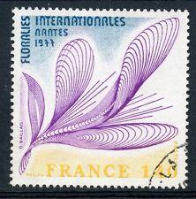 STAMP / TIMBRE FRANCE OBLITERE N° 1931  FLORALIE DE NANTES