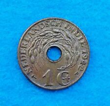 NETHERLANDS EAST INDIES 1942 1 CENT COIN