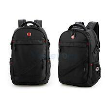 "SwissGear Men Waterproof 15"" Laptop Backpack Computer Notebook School Travel Bag"