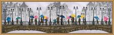 """Cross Stitch Kit NOVA SLOBODA CP2217 - """"Bright Rain"""""""
