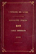 I Cavalieri del Lavoro (vol. II) - Cigo (Guglielmo Collotti) - N. Giannotta 5427