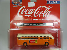 Classic Metal Works USA 1:87 GMC Tdh 3610 Atlanta Coca Cola Finshed Model