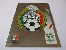 Sticker PANINI Fifa World Cup GERMANY 2006 N°245 Logo Écusson Mexico