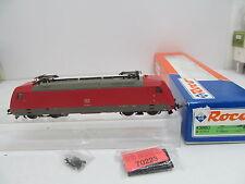 MES-43196Roco 43880 H0 AC E-lok DB 101 001-6 mit DSS für Bastler/Ersatzteil,