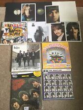 Beatles Vinyl Bundle 6 Albums , 5 Still Sealed . Deagonstini.