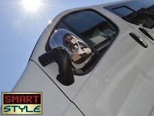 Wing Mirror chrome covers for Renault Traffic / Nissan Primastar-Vauxhall-Vivaro