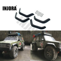 313mm Cherokee Rubber Fender Flares for 1/10 RC Crawler Axial SCX10 90046 90047