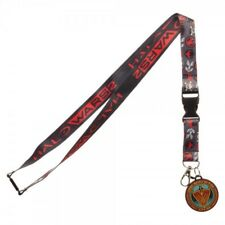 Halo Wars 2 Icon  ID Badge Holder Keychain Lanyard