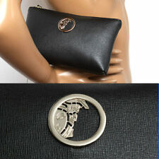 VERSACE COLLECTION Medusa LEATHER CLUTCH / WRIST BAG with Certificate