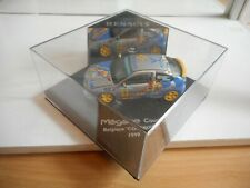 """Vitesse Renault Megane Coupe Belgique """"Colorixell"""" 1999 in Grey on 1:43 in Box"""