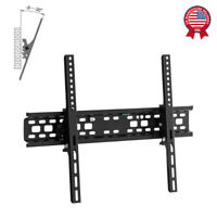 "LEADZM 32-70"" Wall Mount TV Stand VESA400*600/-5°~ 20° with Spirit Level"
