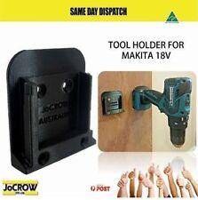 6 X Makita M18 Tool Skin Holder Mount 18v