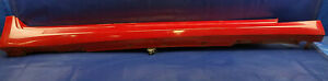 10 - 13 INFINITI G25 G37 SEDAN RIGHT SIDE ROCKER PANEL SKIRT MOLDING RED # 54129