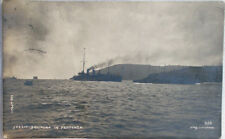1908 SPEZIA - Squadra in partenza (NAVI) -Ediz. U.Pucci Stab.Civicchoni n°3153