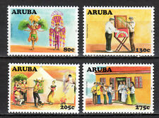 Dutch Antilles / Aruba - 2008 Culture / Folklore - Mi. 407-10 MNH
