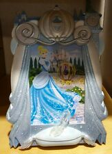 Disney Parks Princess Cinderella Glass Slipper Carriage Picture Photo Frame