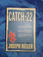 Catch - 22 by Joseph Heller Simon & Schuster c.1961 HC/DJ Book Club Edition